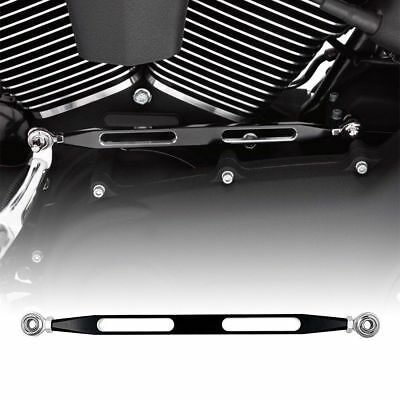Edge Cut Gear Shift Linkage Shifter Linkage for Harley Touring Dyna Sofail Glide