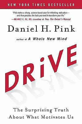 Drive : The Surprising Truth about What Motivates Us  (NoDust) by Daniel H. Pink