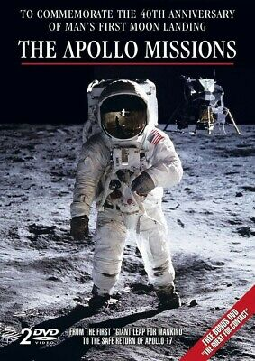 The Apollo Missions -  New (N130A) {Dvd}