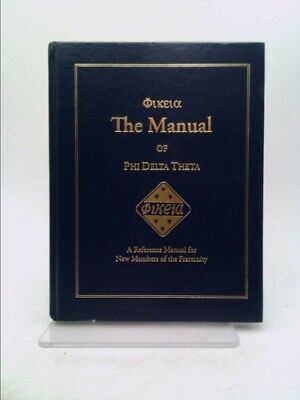 Beta aivin manual ebook array the manual of theta chi fraternity hardcover book red cover 4 99 rh picclick fandeluxe Gallery