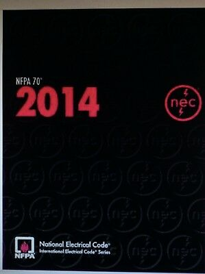 2014 National Electrical Code (NEC) Book NFPA 70
