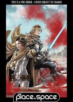 (Wk52) Star Wars: The Last Jedi - Storms Of Crait #1A - Preorder 27Th Dec