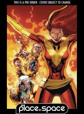(Wk52) Phoenix Resurrection: Return Jean Grey #1A - 3D Lenticular Cover - Preord