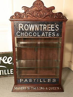 Rountree's Sweet Shop Display Cabinet