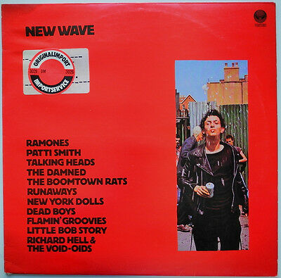 ★★Lp Uk**various - New Wave (Vertigo '77 / Compilation)★★20693