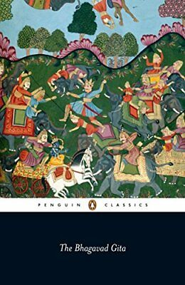 The Bhagavad Gita (Penguin Classics) Paperback Book The Cheap Fast Free Post