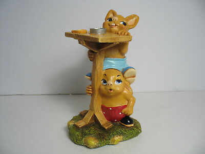 New Huff n Puff  Pendelfin figurines New in Box