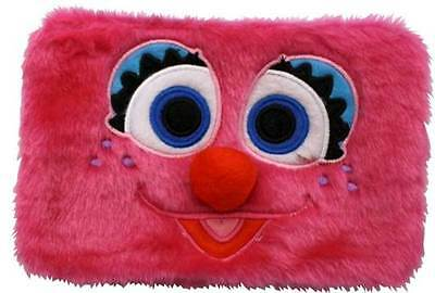 Sesame Street Abby Kids Fluffy Pencil Case - Back To School