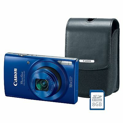 Canon PowerShot Elph 190 IS Bundle with 20MP NEW