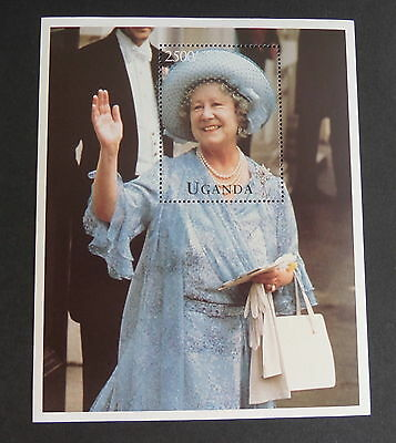 Uganda 1995 Queen Mother 95th Birthday MS Miniature MS1486 MNH UM unmounted mint