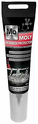 MOLY Gearbox Protector - Protects Wear, Reduces Noise,Smoother Gear Changes 65ml