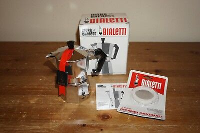 how to make coffee in bialetti moka express