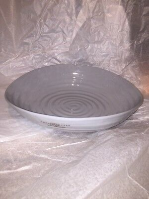 Sophie Conran Grey Pasta Bowls - New/Unused