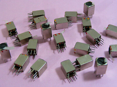 lot of 21 variable inductors, chokes