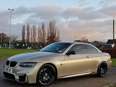 BMW E93 335I TWIN TURBO HARD TOP CONVERTIBLE HYBRIDE TURBOS STAGE 2 REMAP  470 HP