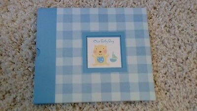 Hallmark Baby Memory Baby Firsts Book