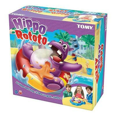 Fizzy Dizzy Hippo Children's Game - Tomy