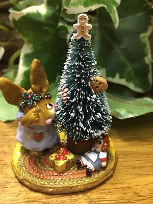 """Wee Forest Folk Limited Edition """"A peek at the cookie tree"""" B-16s"""