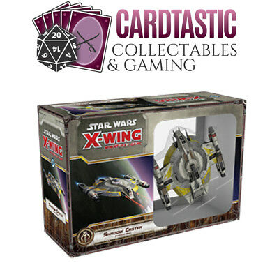 Star Wars X-Wing Miniature Shadow Caster Expansion