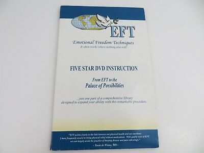 EFT Emotional Freedom Techniques DVD set Palace Of Possibilities loc342