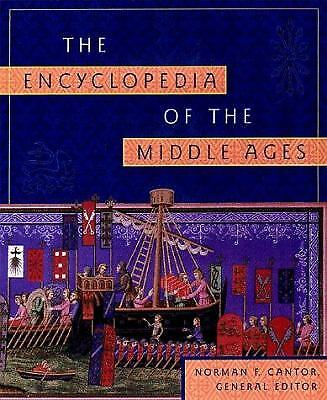 Encyclopedia of the Middle Ages  (NoDust) by Cantor, Norman