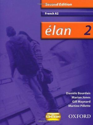 �lan: 2: A2 Students' Book (Elan) by Maynard, Gill Paperback Book The Cheap Fast