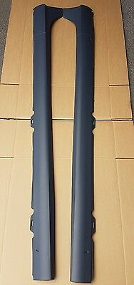 Vw Golf Mk5 R32 Side Skirts Pp Plastic
