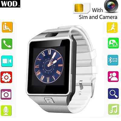 2016 RELOJ INTELIGENTE DZ09 Bluetooth SIM, SMARTWATCH, PARA IPHONE, SAMSUNG,..