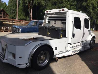 Freightliner M2 SportChassis - Toter Hauler clean and low miles