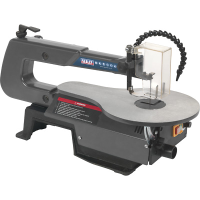 Sealey SM1302 Variable Speed Scroll Saw 240v