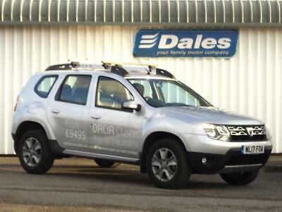 2017 Dacia Duster 1.2 TCE 125 LAUREATE 5 door Estate