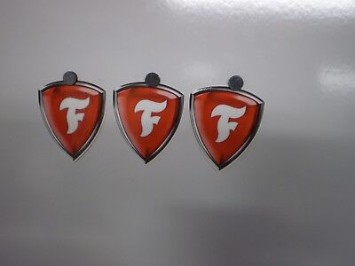 3 Firestone Tire Stickers
