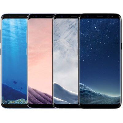 Samsung Galaxy S8+ Plus SM-G955V 64GB Verizon - GSM Unlocked Smartphone