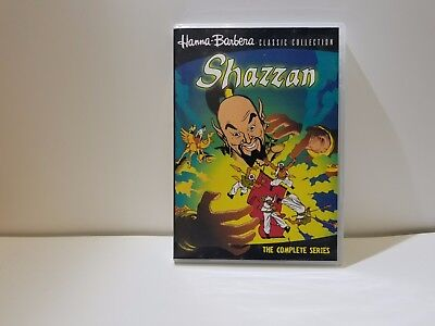 Hanna-Barbera Classic Collection: Shazzan Complete Series