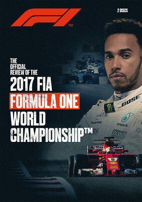 FORMULA ONE 2017 - F1 Season Review  - LEWIS HAMILTON - Grand Prix 1 Rg 2/4 DVD