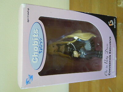 Chobits Chi In A Party Dress Figure Convention Exclusive Geneon Toynami 2005