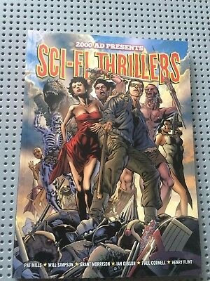 2000AD Presents - Sci-Fi Thrillers