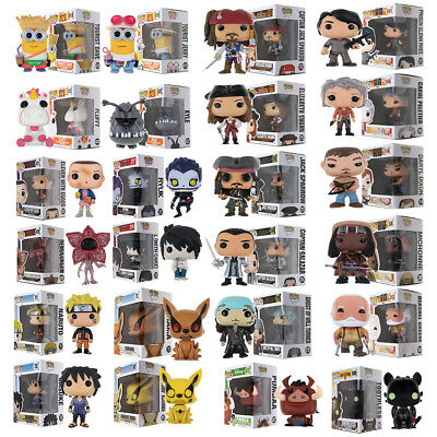 Funko Pop Figurine Game of Thrones Stranger things TMNT Harley Quinn Groot Jouet