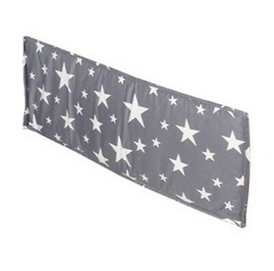 Bumpers In the Crib For Newborn Cotton Linen Cot Bumper Baby Bed Protector 70*30