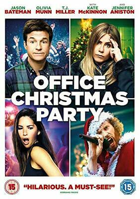 Office Christmas Party [DVD] [2016] - DVD  IDVG The Cheap Fast Free Post