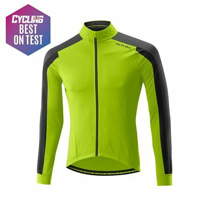 Altura Night Vision 2 Thermo Long Sleeve Cycling Jersey Darkproof Black XL 8272f1cea