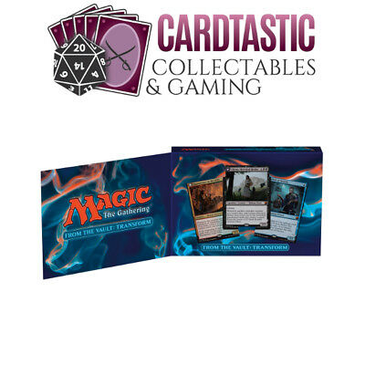 Magic the Gathering From the Vault Transform