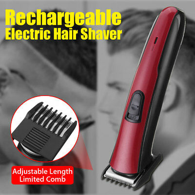 Rechargeable Electric Shaver Razor Beard Hair Clipper Trimmer Cutter CORDLESS