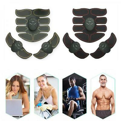 Magic Abdominal Muscle Trainer Smart Electric Pulse Body Building Fitness ABS RZ