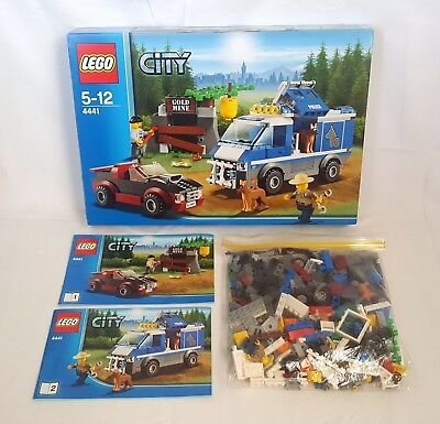 4440 Lego City Forest Police Station 100 Complete With Instructions
