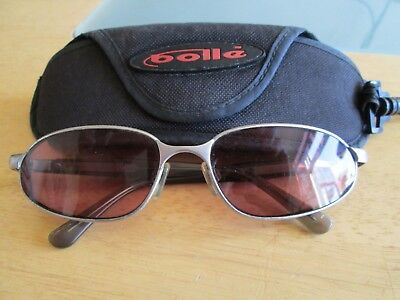 Bolle glasses / sunglasses frames. With case.