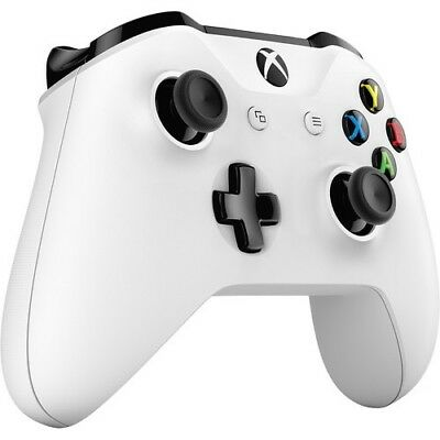 Xbox One & Windows Wireless Controller White 100% Genuine New UK Seller