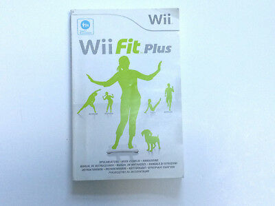 nintendo wii wii user manuals instruction booklets leaflets vgc rh picclick co uk Wii Play Wii Just Dance