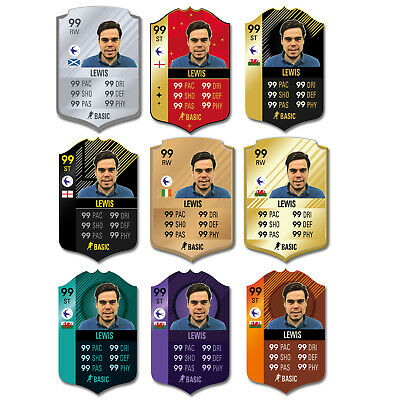 fifa 18 ultimate team fut football game card party photo. Black Bedroom Furniture Sets. Home Design Ideas