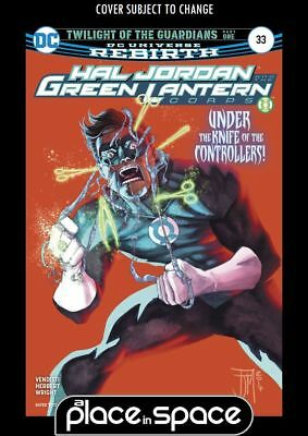 Hal Jordan And The Green Lantern Corps #33A (Wk48)